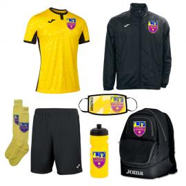 Pack Futbol y Futbol Sala