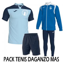 Pack Tenis Masculino Daganzo